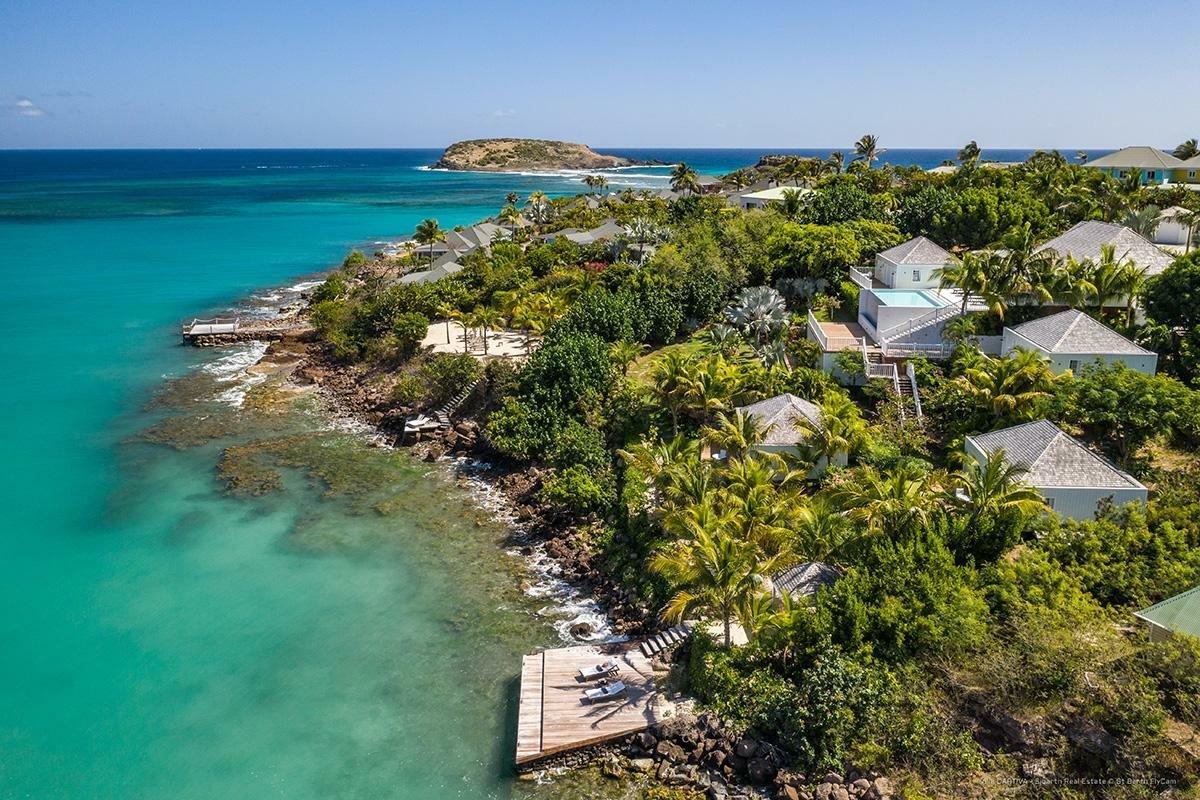 Casa en Marigot Bay, Castries, Santa Lucía 1 - 11366822