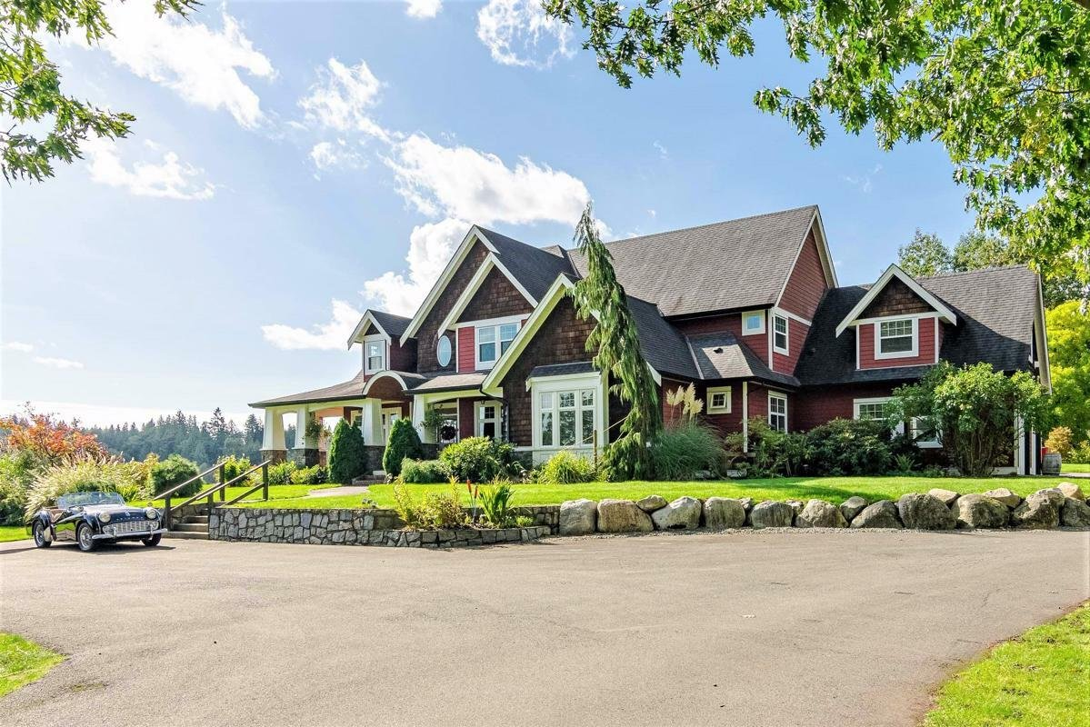 House in Langley Township, British Columbia, Canada 1