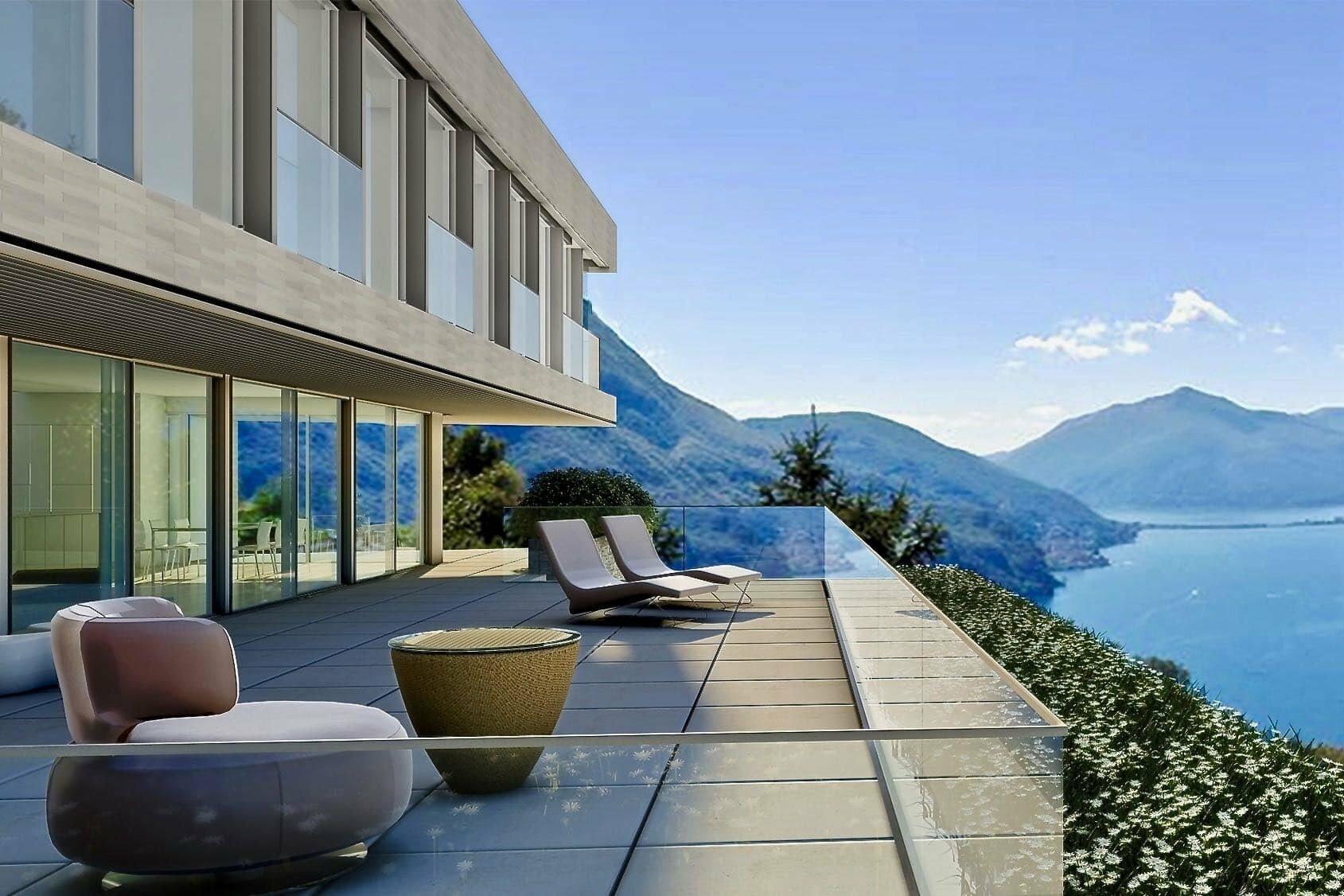 Condo in Lugano, Ticino, Switzerland 1