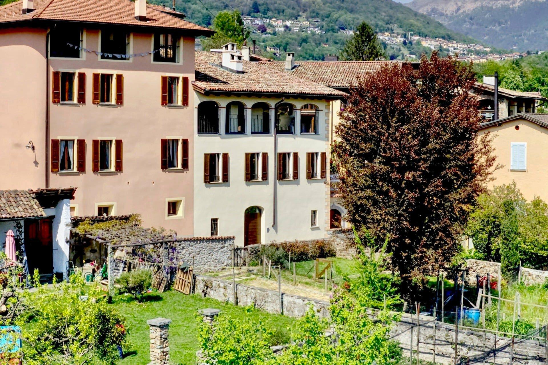 House in Origlio, Ticino, Switzerland 1