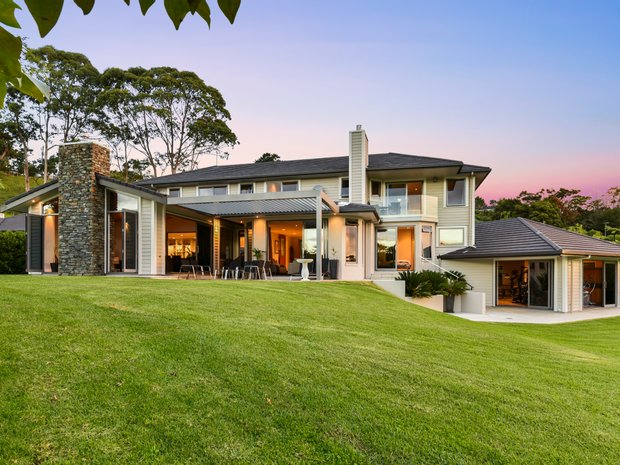 Land in Lucas Heights, Auckland, New Zealand 1