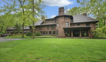 House in Shaker Heights, Ohio, United States 1