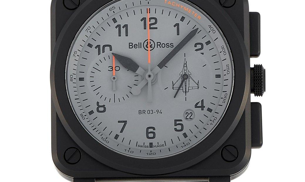 Bell & Ross Bell & Ross Rafale Khanjar Watch BR 03-94