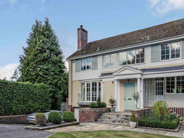House in Sevenoaks, England, United Kingdom 1