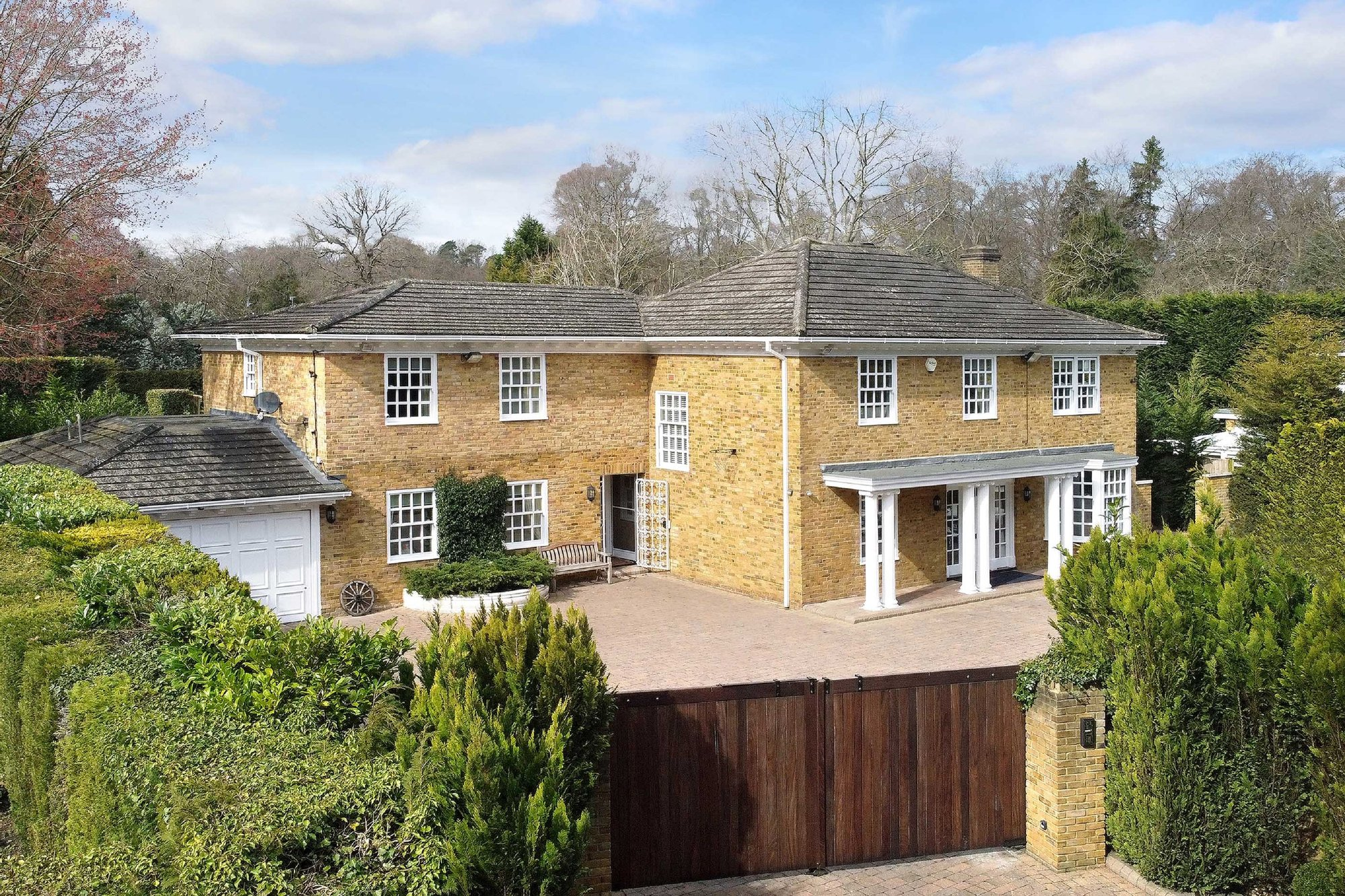 House in Ascot, England, United Kingdom 1