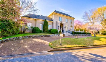 House in Memphis, Tennessee, United States 1