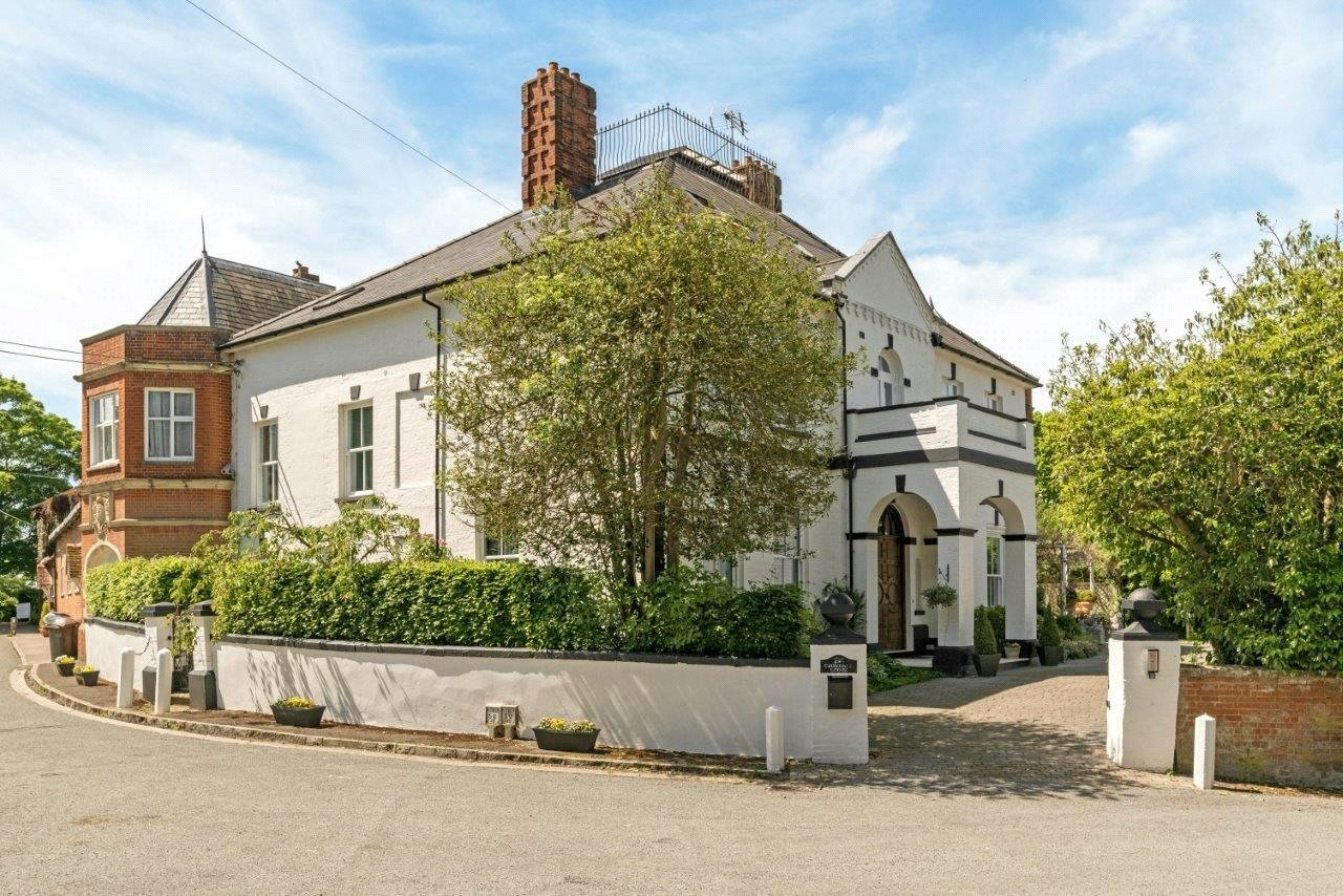 House in Crondall, England, United Kingdom 1