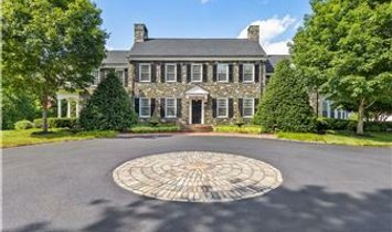 House in Chadds Ford, Pennsylvania, United States 1