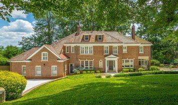 Haus in Chattanooga, Tennessee, Vereinigte Staaten 1