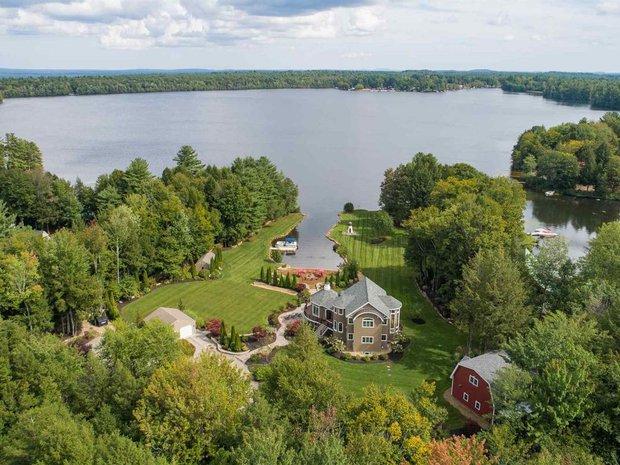 House in Farmington, New Hampshire, United States 1
