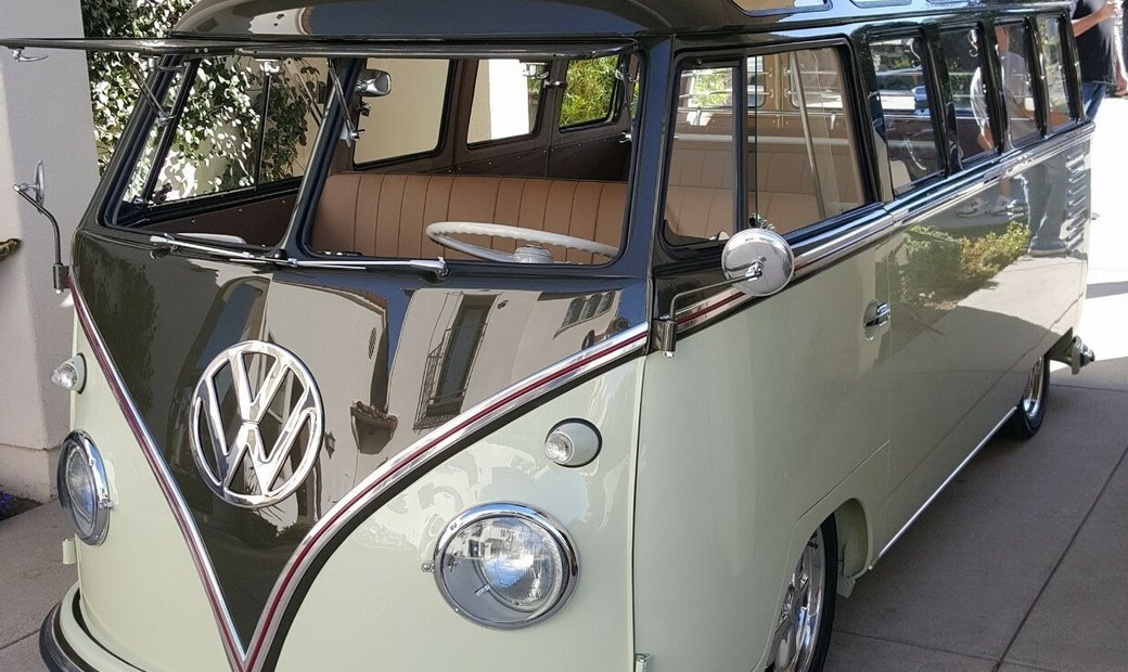 1961 Volkswagen VW Bus