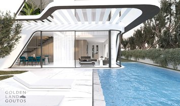 House in Voula, Decentralized Administration of Attica, Greece 1