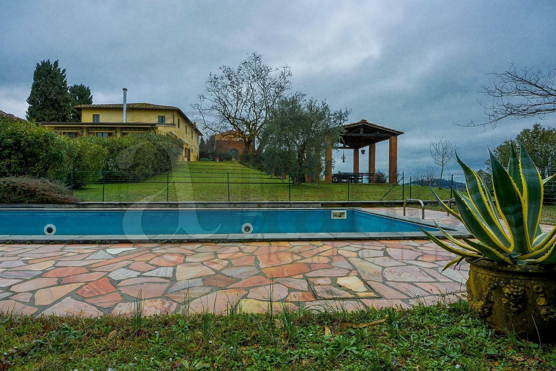 Farm Ranch in Tuscany, Italy 1