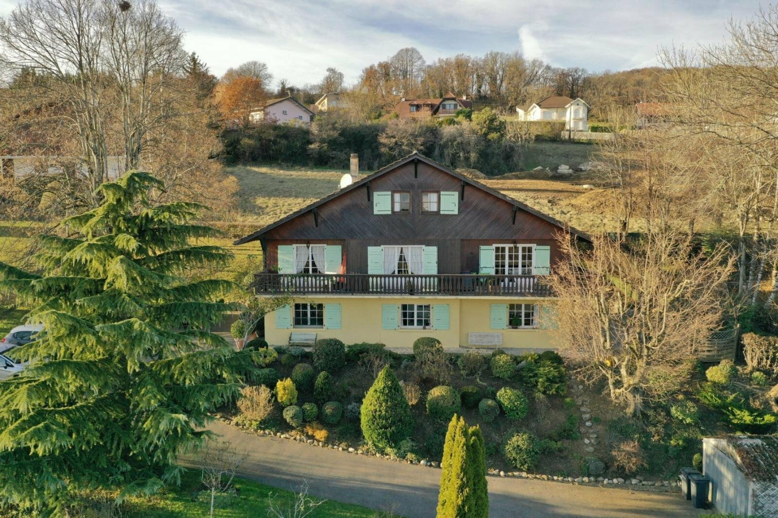 Maison à Grilly, Auvergne-Rhône-Alpes, France 1 - 11373953