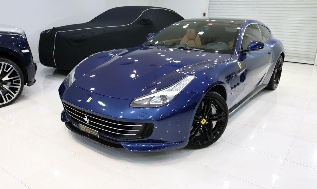 2018 Ferrari GTC4 Lusso