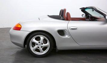 Porsche Boxster 5-Speed