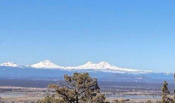 Terrain à Powell Butte, Oregon, États-Unis 1