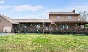 Casa a Cherryville, Carolina del Nord, Stati Uniti 1