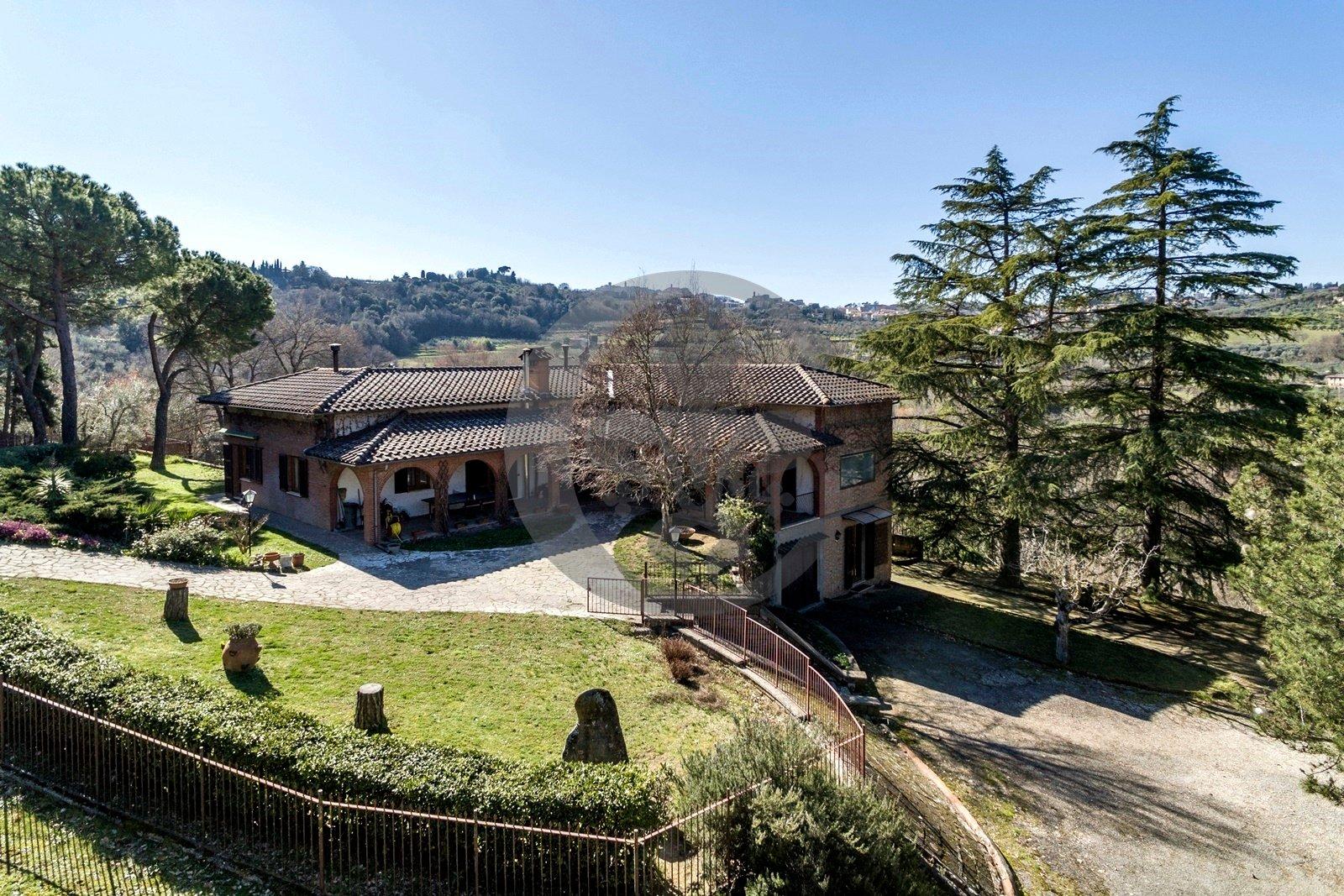 Villa in Montepulciano, Tuscany, Italy 1
