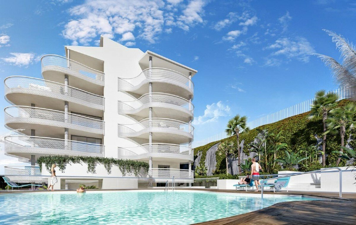 Apartment in Benalmádena, Andalusia, Spain 1 - 11376276