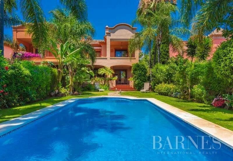 villa in Marbella, Andalusië, Spanje 1 - 11376401