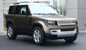 Land Rover Defender First Edition