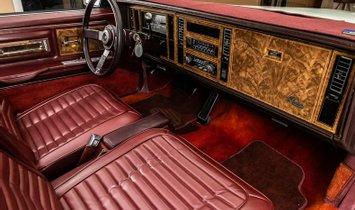 1982 Buick Riviera Convertible