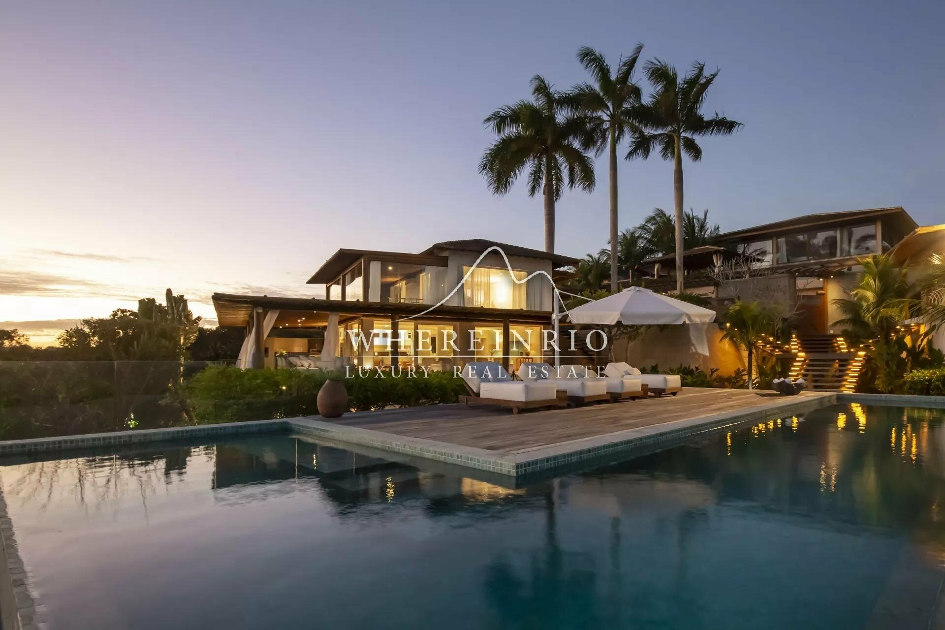 House in Arraial d'Ajuda, State of Bahia, Brazil 1