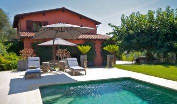 Villa in Perinaldo, Liguria, Italy 1