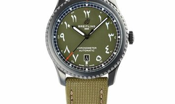 BREITLING AVIATOR 8 AUTOMATIC 41 MIDDLE EAST LIMITED EDITION M173153A1L1X2