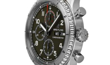 BREITLING AVIATOR 8 CHRONOGRAPH CURTISS WARHAWK MIDDLE EAST LIMITED EDITION M13316