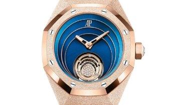 Audemars Piguet Royal Oak Concept Rose Gold Flying Tourbillon Watch 26630OR.GG.D326CR.01