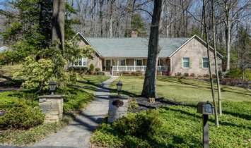 House in Hampton, Maryland, United States 1