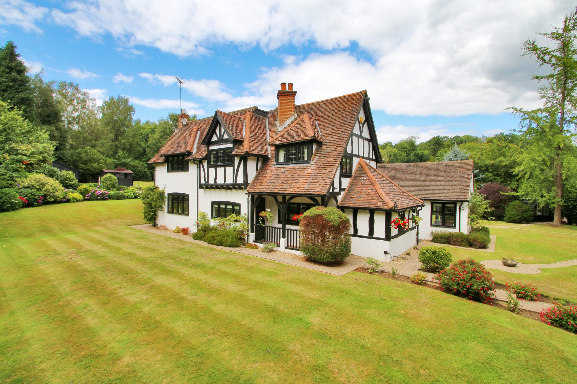 House in Tandridge, England, United Kingdom 1 - 11379723
