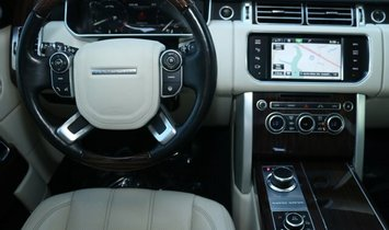 Land Rover Range Rover HSE