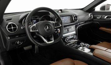 2018 Mercedes-Benz SL-Class SL 550 $117,045 MSRP