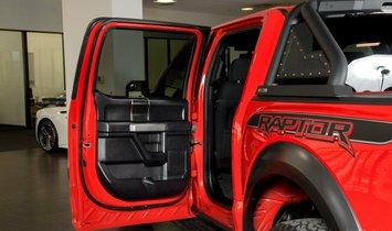 2019 Ford Raptor 4X4 Supercrew