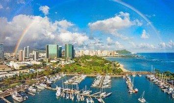 Condominio en Honolulu, Hawái, Estados Unidos 1