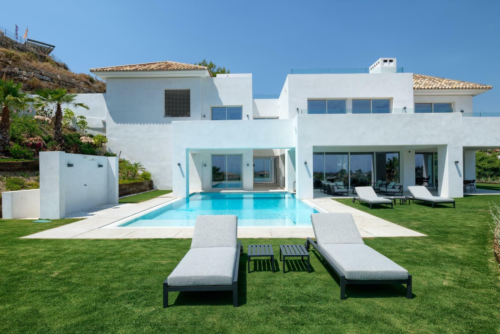 Villa in Estepona, Andalusia, Spain 1 - 11063189