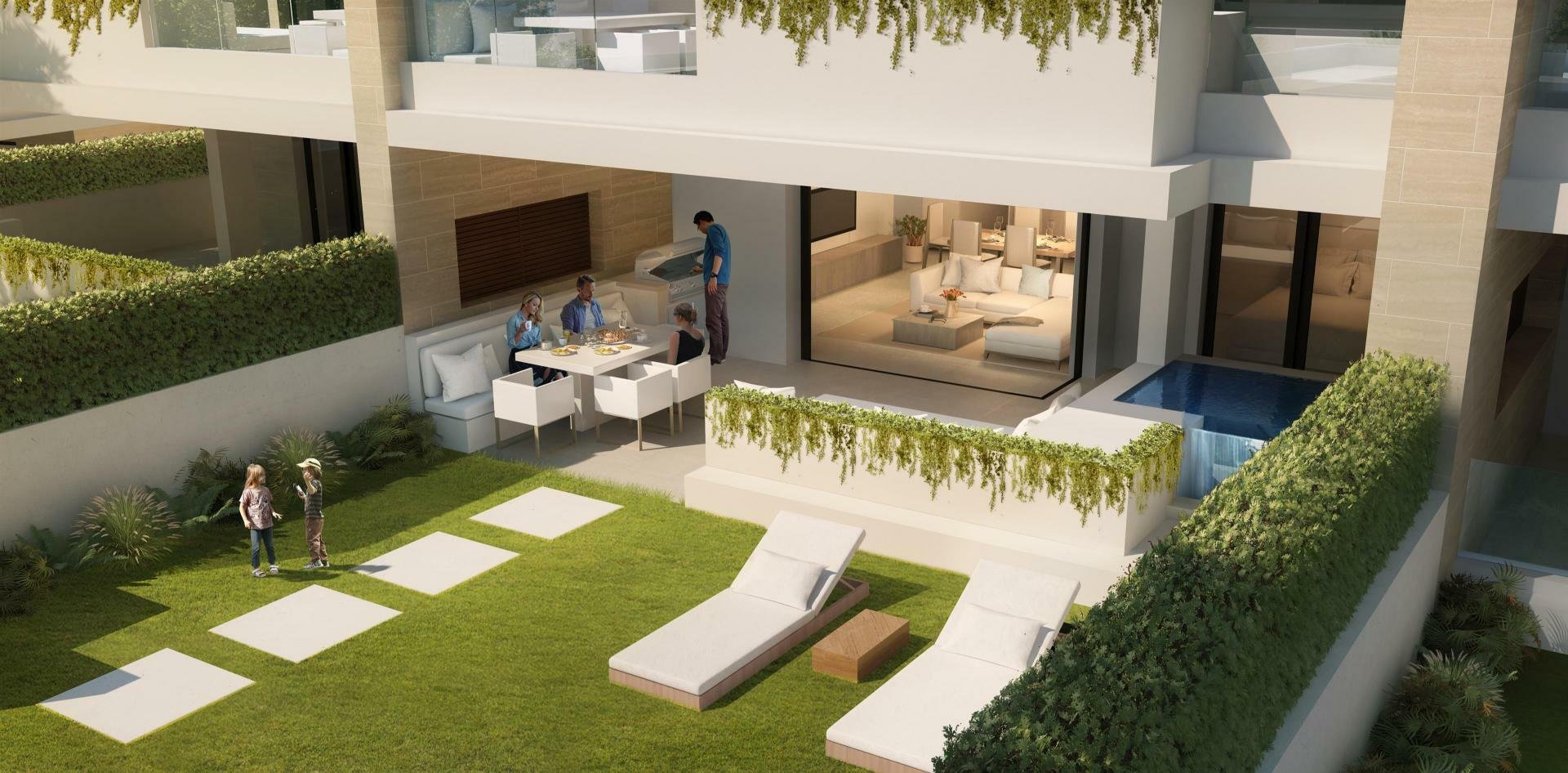 Apartment in Estepona, Andalusia, Spain 1 - 10797496