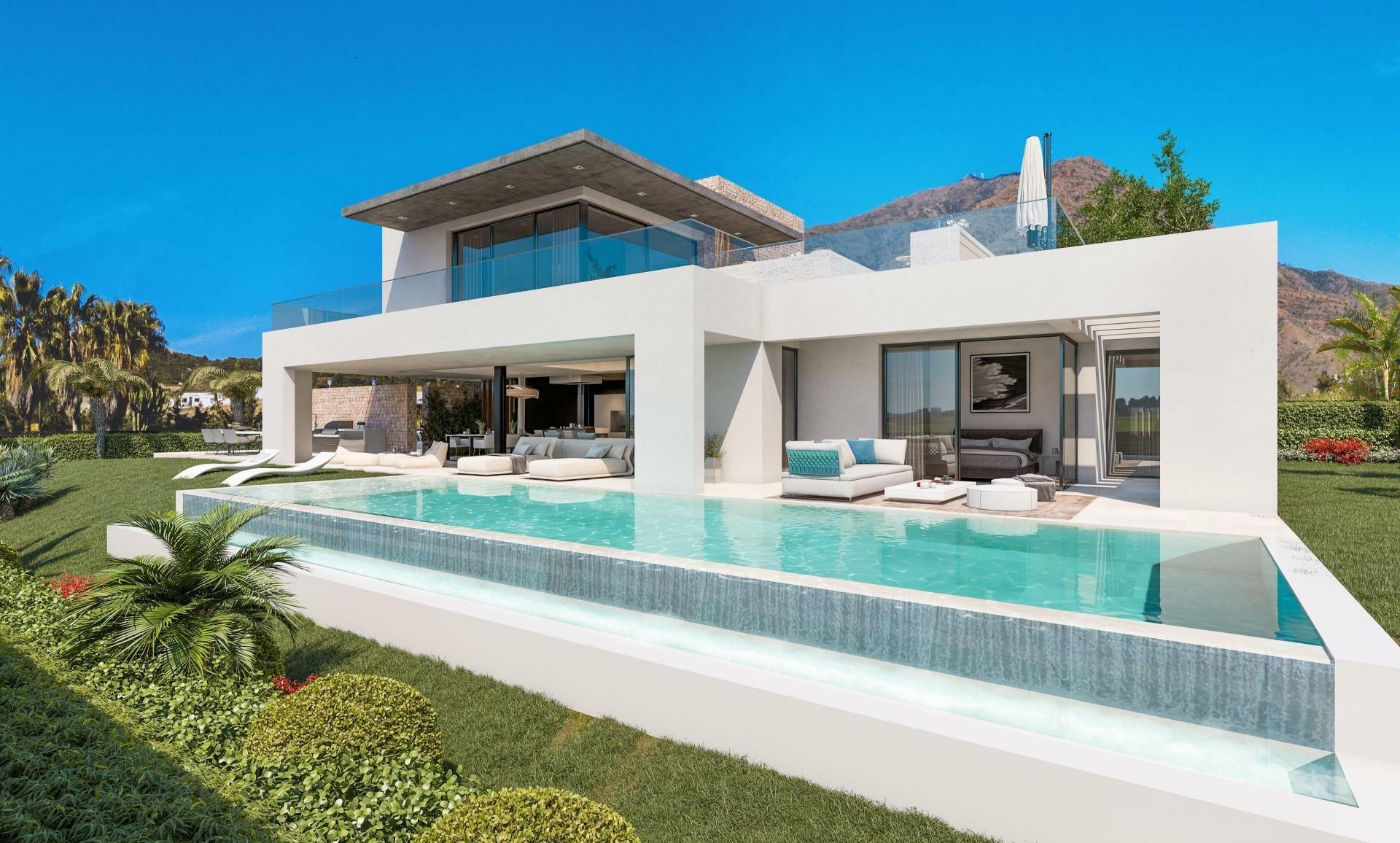 Villa in Estepona, Andalusia, Spain 1 - 11027883