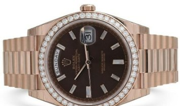ROLEX OYSTER PERPETUAL DAY-DATE 40 228345RBR CHODBP