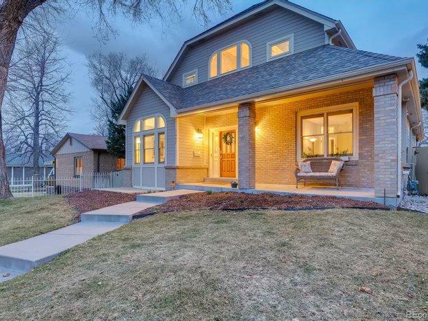 House in Aurora, Colorado, United States 1