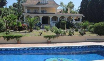 villa in Málaga, Andalusië, Spanje 1