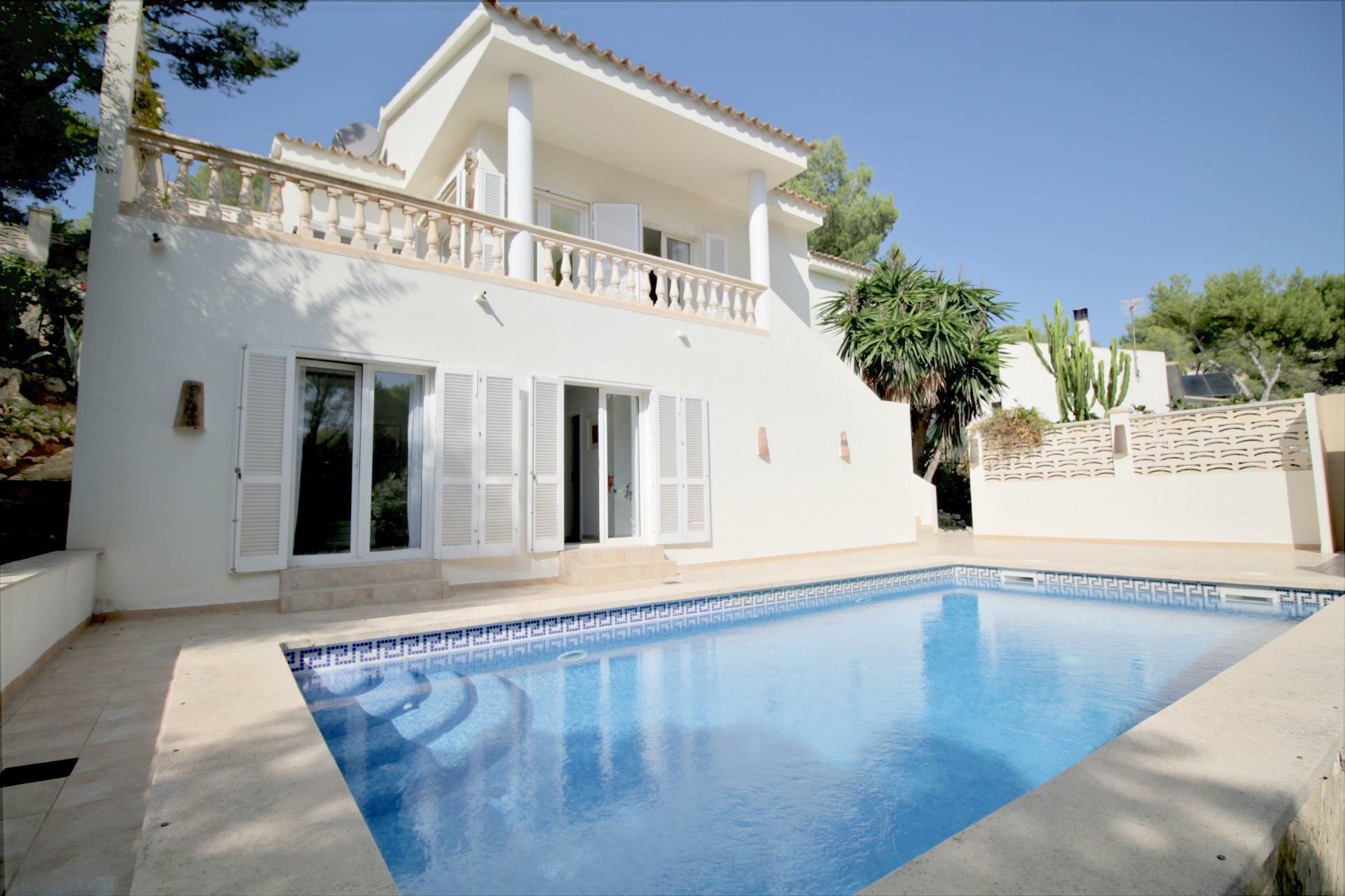 Villa in Costa de la Calma, Balearic Islands, Spain 1