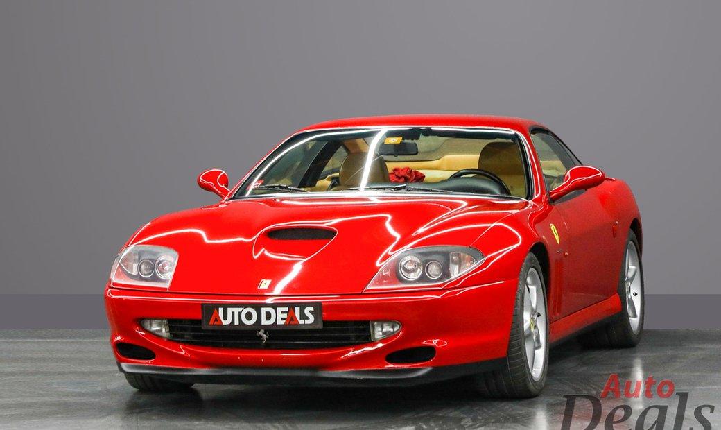 2002 Ferrari 550 Maranello