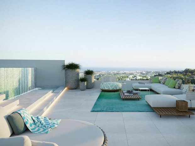Penthouse in Andalusia, Spain 1