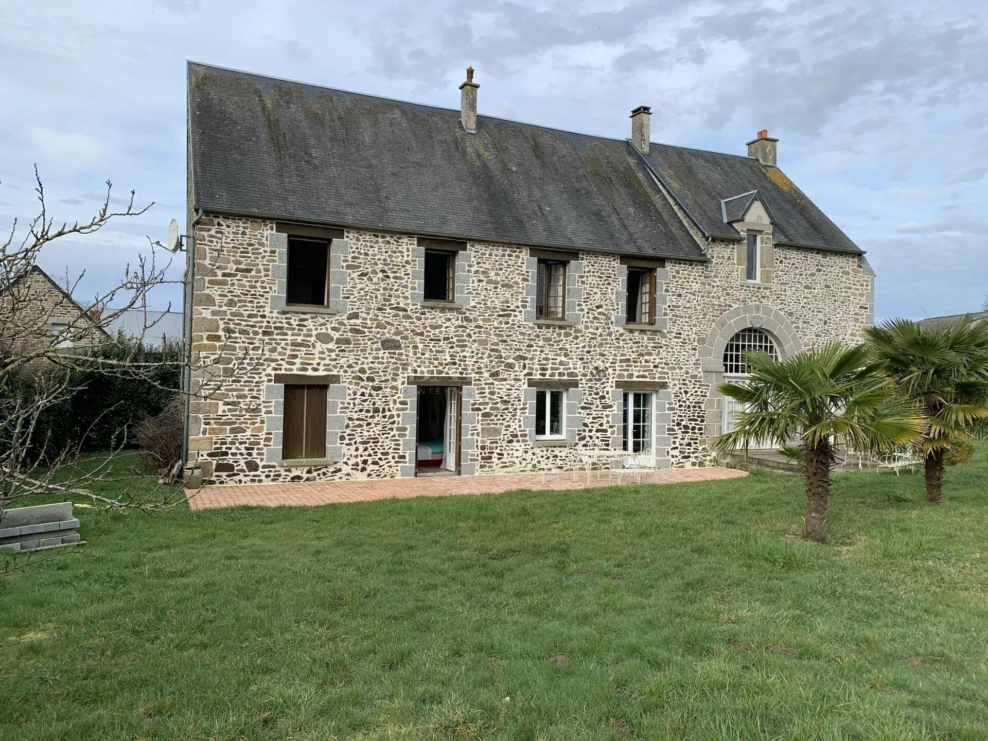 House in Dragey-Ronthon, Normandy, France 1