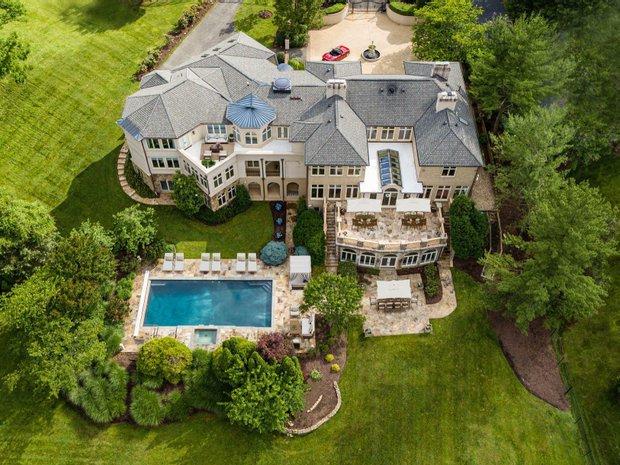 House in Bethesda, Maryland, United States 1