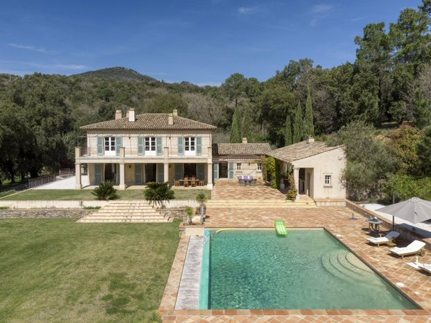House in Grimaud, Provence-Alpes-Côte d'Azur, France 1